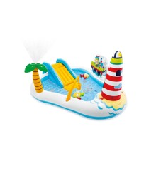 INTEX - Fishing Fun Inflatable Play Center Pool (57162)