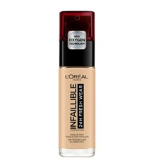 L'Oréal - Infallible Mattifying Foundation - 100 Linen
