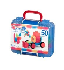 Bristle Blocks - 50 pc Basic Builder Case (703081)