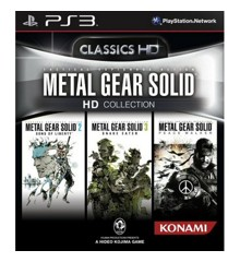 Metal Gear Solid HD Collection (Import)