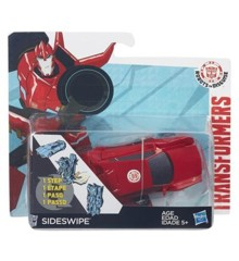Transformers - Robots in Disguise - 1-Step Changers - Sideswipe
