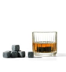 Nuance - Whisky Stone 9 pcs - Grey (462244)