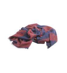 HAY - Mohair Tæppe 180 x 120 cm  - Rød