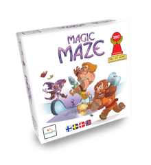 Magic Maze (Nordisk)