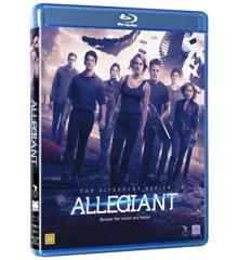 Allegiant - Divergent series (Blu-Ray)
