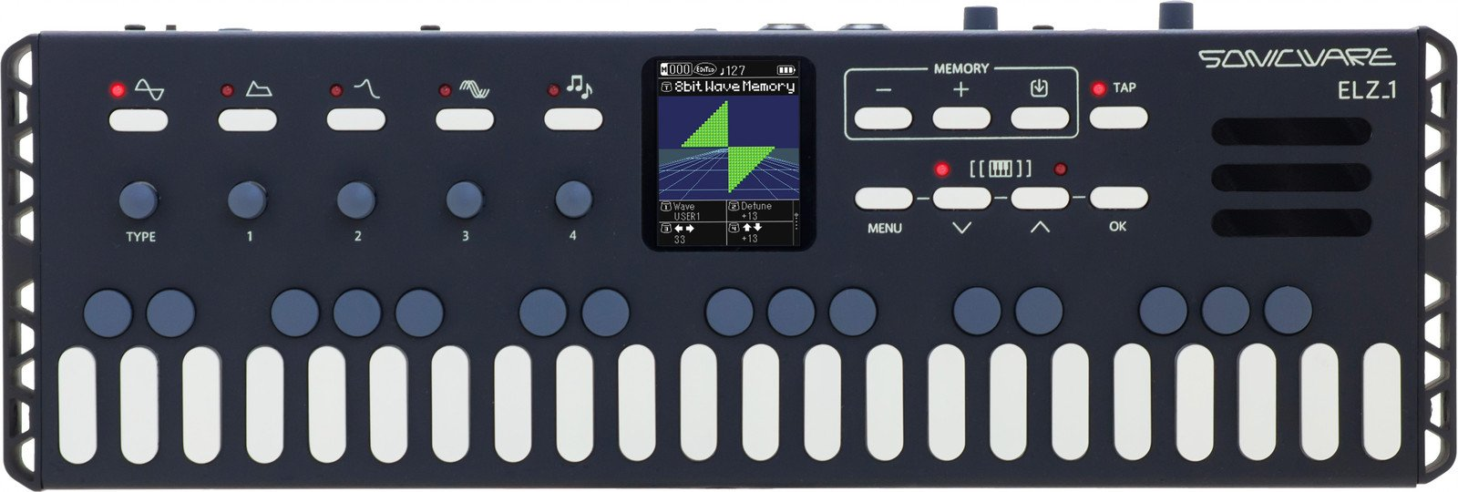 Sonicware - ELZ 1 - Compact Synthesizer