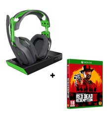 ASTRO A50 XBOX + Red Dead Redemption Bundle