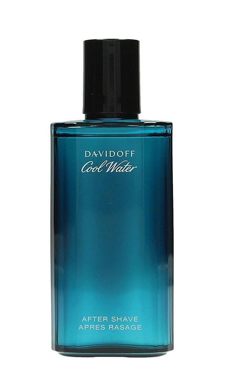 Davidoff - Cool Water After Shave Lotion Splash 125ml