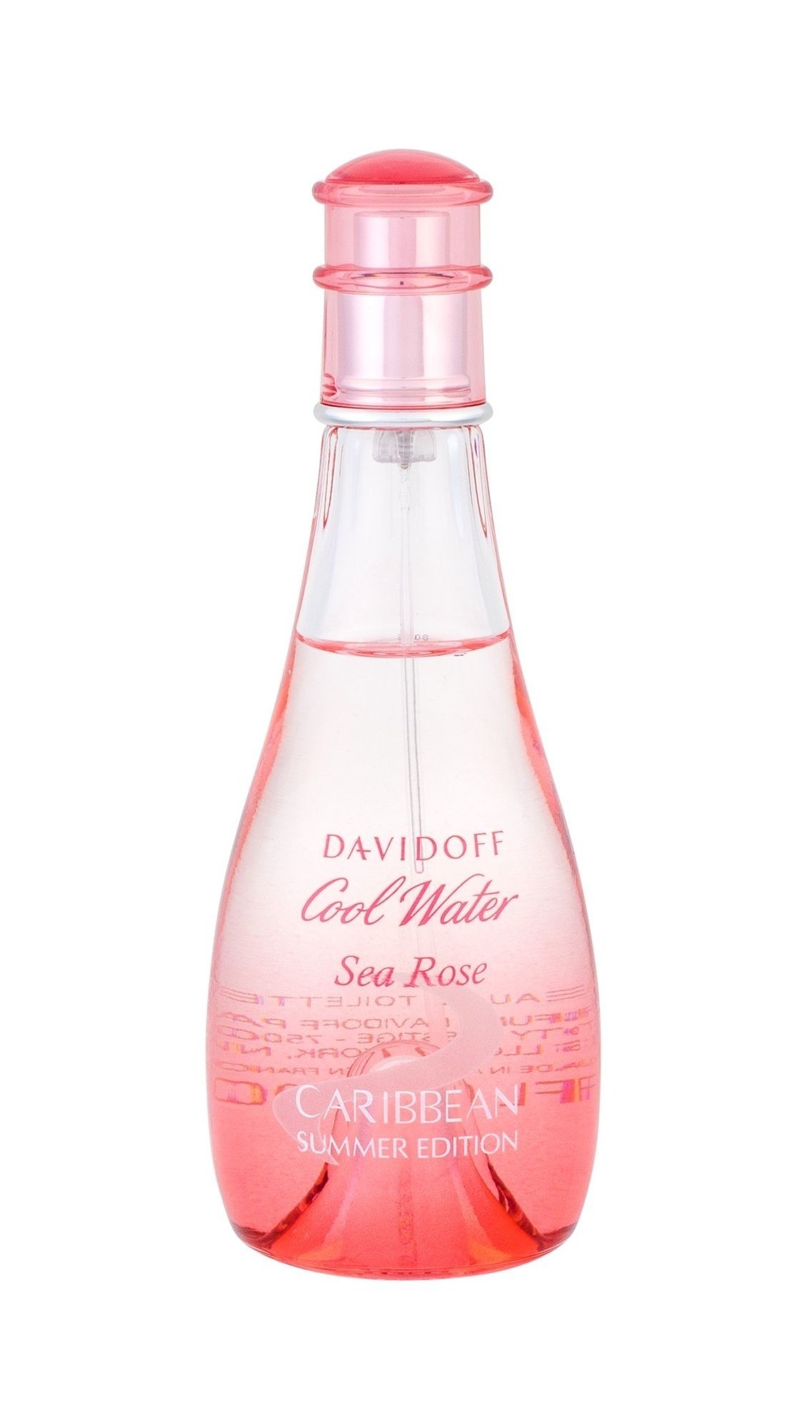 Davidoff - Cool Water Woman Sea Rose Caribbean Summer Edition 2018 EDT 100 ml