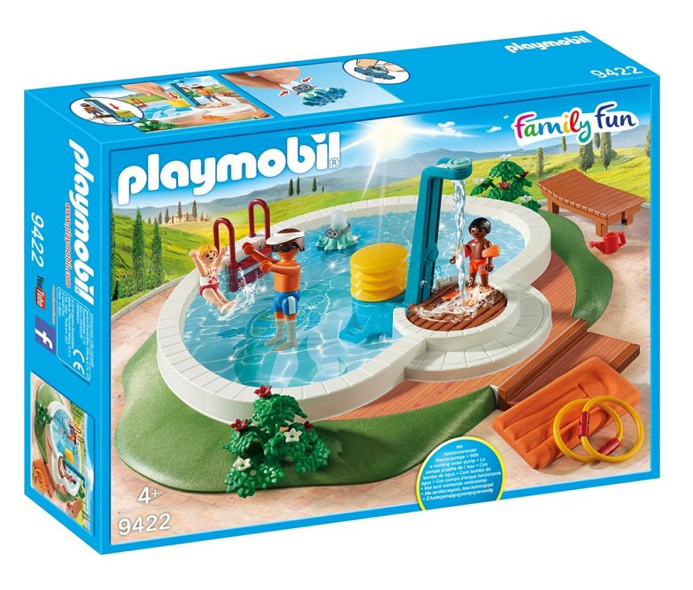 Playmobil - Swimming Pool (9422)