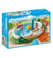 Playmobil - Swimming Pool (9422)