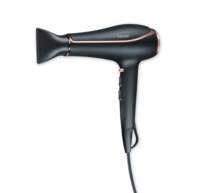 Beurer - HC 80 Hair Dryer 2200 W Black - 3 Years Warranty