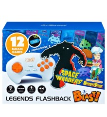 Retro Blast Blast Legends Space Invaders Consola (12 games)