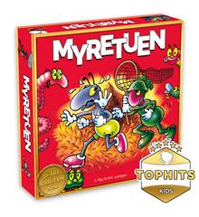 Myretuen - Brætspil