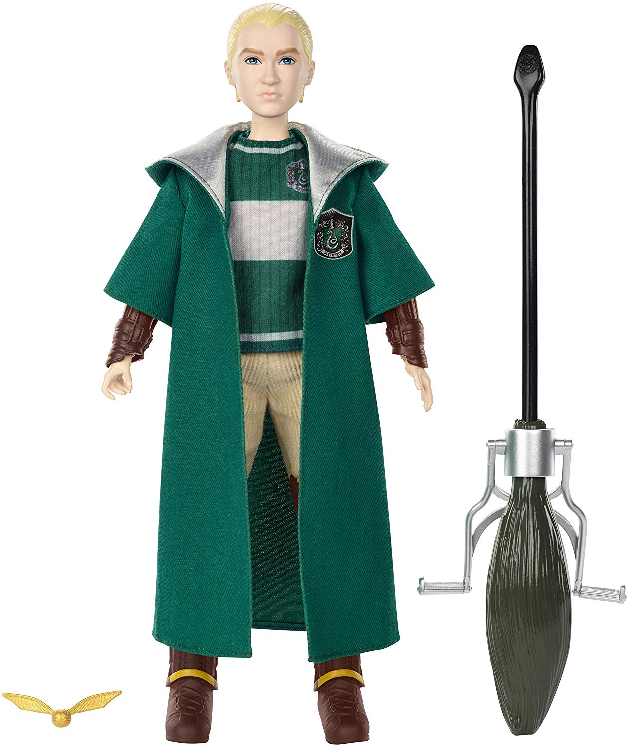Harry Potter - Quidditch Draco Malfoy Doll (GDJ71)