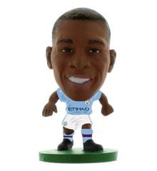 Soccerstarz - Man City Fernandinho - Home Kit (2020 version)