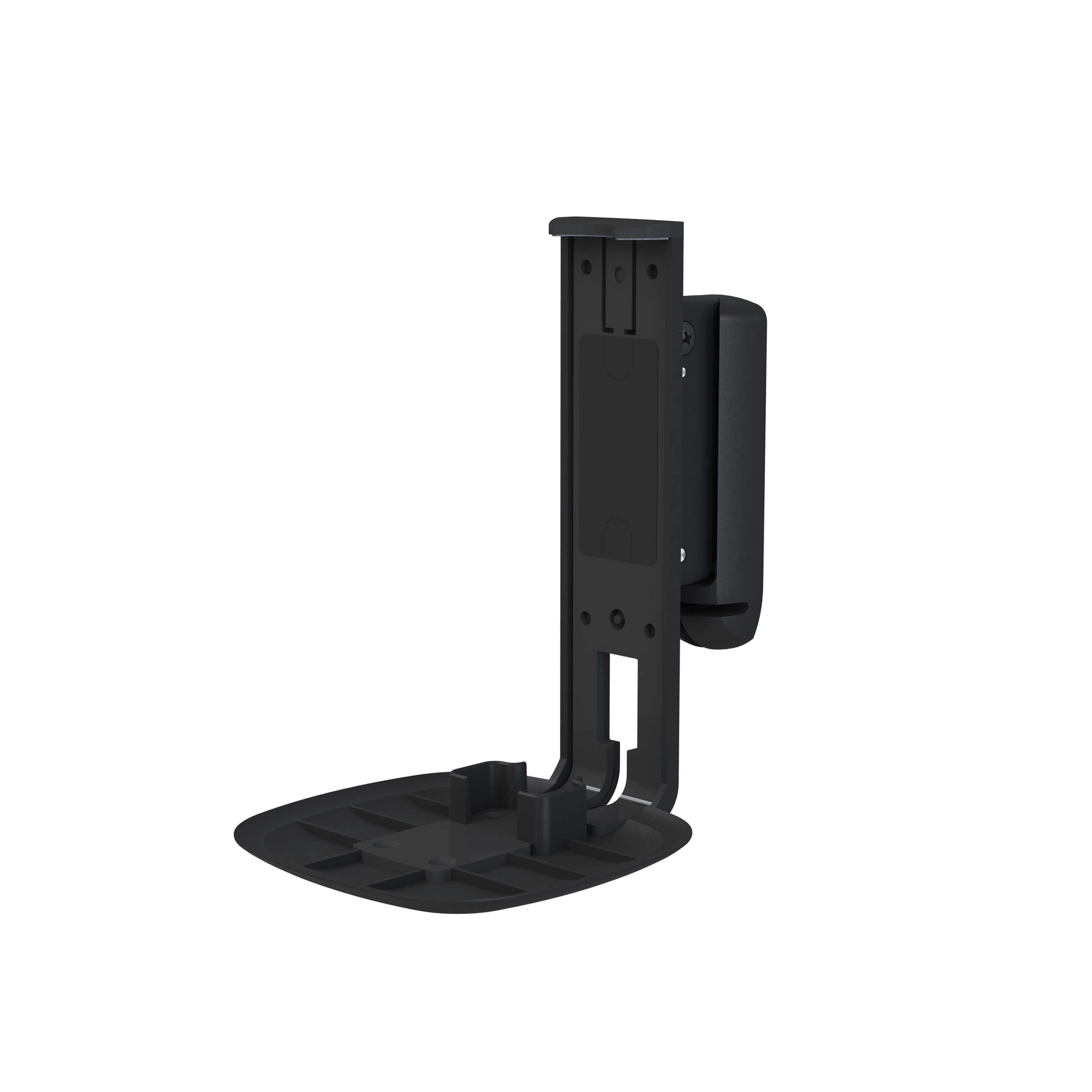 FLEXSON Wall mount for SONOS ONE/PLAY:1 - Black Pair