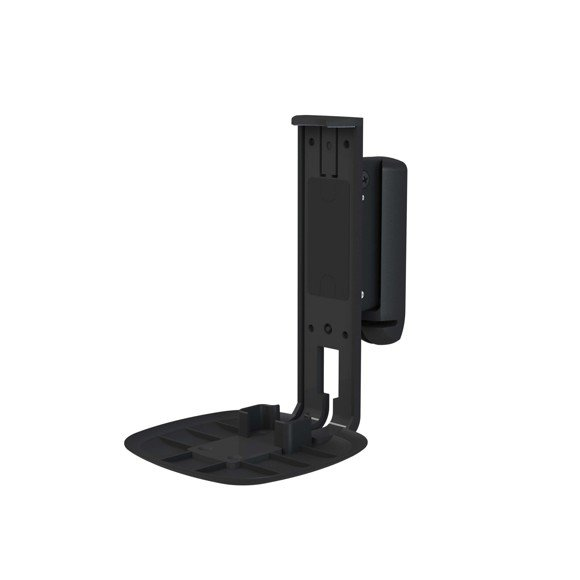 Flexson - Wall Mount for SONOS ONE/PLAY:1 - Black Pair