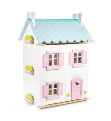 Le Toy Van - Blue Bird Cottage Dukkehus (LH138)