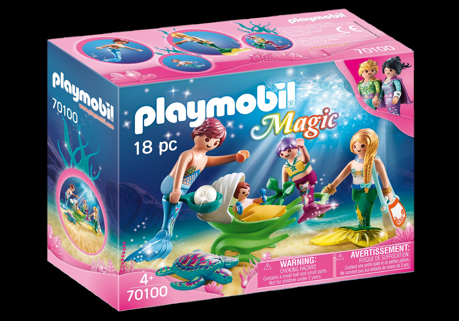 Playmobil - Magic - Family Outing (70100)