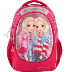 Top Model - Skoletaske Friends - Pink