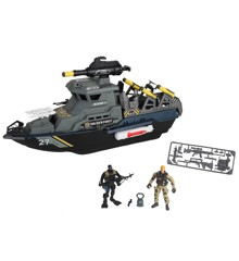 Soldier Force - Navy Battleship Playset (545011)