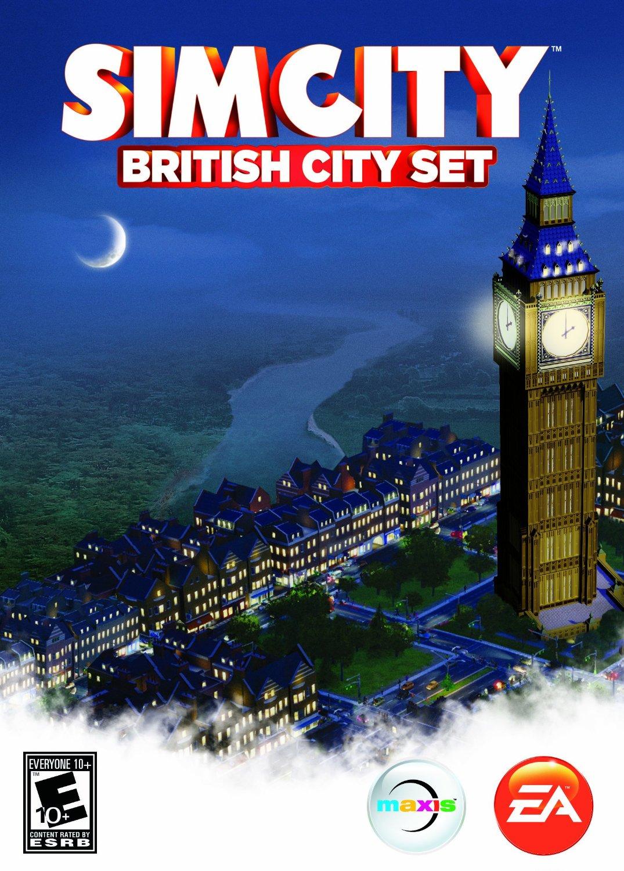 coolshop.co.uk - SimCity London City – British City Set