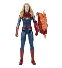 Avengers - Titan Hero Power FX 2.0 Hero - Captain Marvel (E3307EW0)