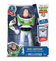 Toy Story - Deluxe Talking Buzz Lightyear (931-64451)