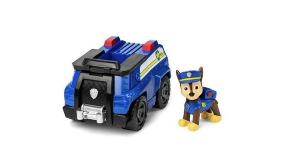 Paw Patrol - Basis Køretøj Chase (20114321)