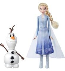Frost 2 - Olaf og Elsa (lys og lyd)
