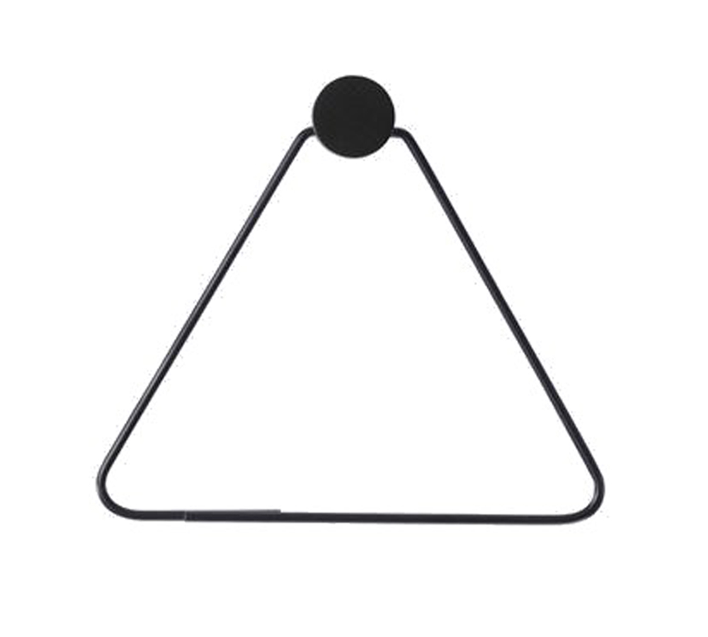 Ferm Living - Toilet Paper Holder - Black (4142)