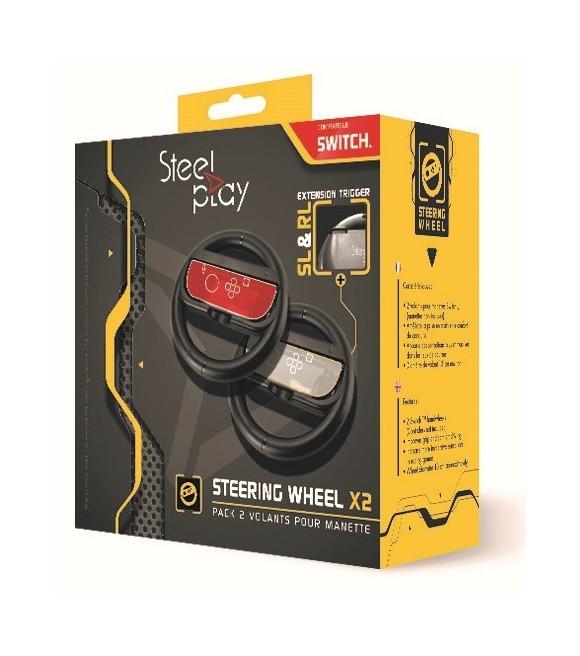 Steelplay Steering Wheel Twin Pack