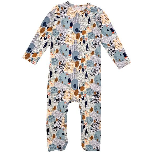 PAPFAR - Single Jersey AOP LS Suit