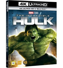 Incredible Hulk  (4K Blu-Ray)