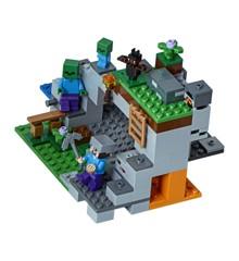 LEGO Minecraft - Zombiehulen(21141)