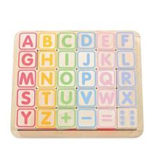 Le Toy Van - Petilou - ABC Wooden Blocks (LPL101)