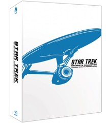 Star Trek 1-10 Stardate Collection (Blu-Ray)