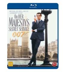 James Bond - On Her Majesty's Secret Service (Blu-Ray)