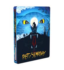 Pet Sematary (30th Anniversary) - Blu ray
