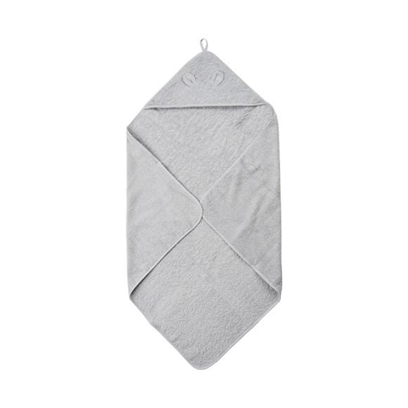 Pippi - Økologisk Håndklæde m hætte