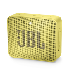 JBL - GO 2 Portable Bluetooth Speaker Sunny Yellow