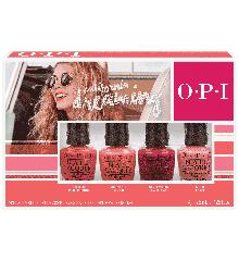 OPI - California Dreaming Nail Polish Set - 4 x 3,75 ml
