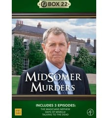 Midsomer Murders - Box 22 - DVD