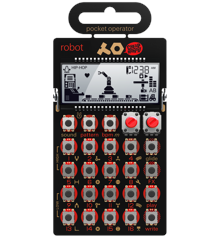 Teenage Engineering - PO-28 Robot - Pocket Operator Synthesizer