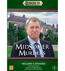 Midsomer Murders - Box 11 - DVD