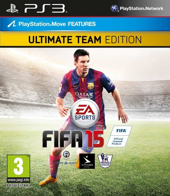 FIFA 15 - Ultimate Team Edition (Nordic)