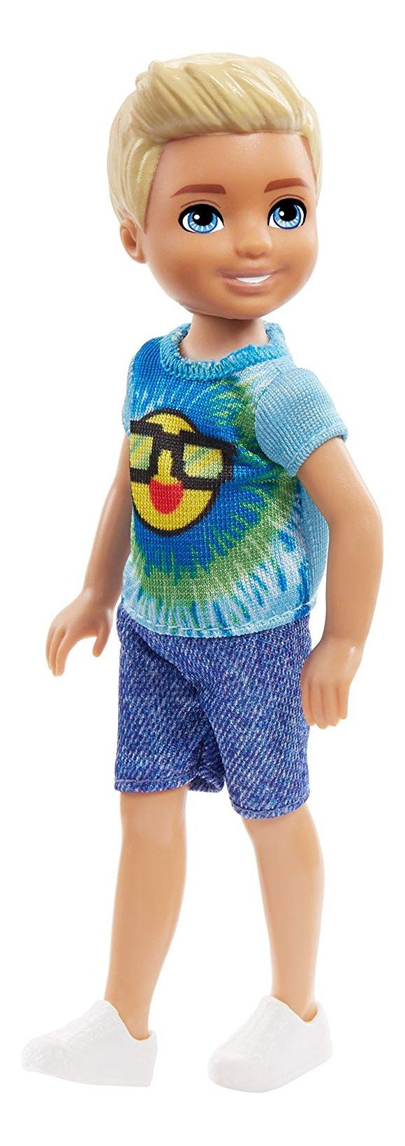 Barbie - Club Chelsea - Emoji T-shirt Dukke