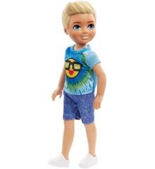 Barbie - Club Chelsea - Emoji Tie Die Doll (FRL83)