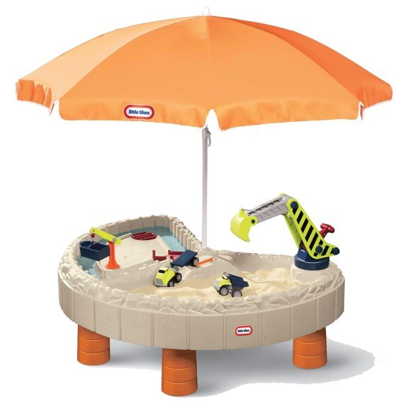 Little Tikes - Builder's Bay Sand and Water Table